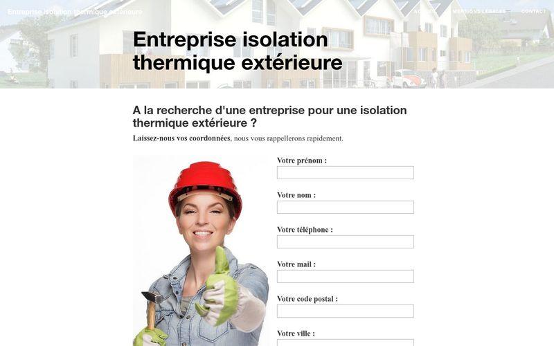 En savoir plus sur l'isolation thermique extérieure